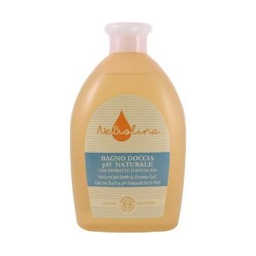 Nebiolina Natural pH Bath & Shower Gel 500ml | Organic