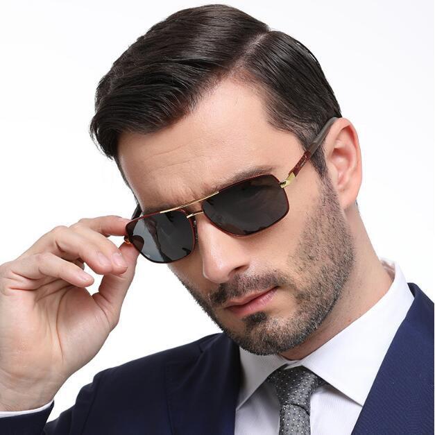0b99cf138b AIDIXI Men Polarized Sunglasses Sun Glasses Driving Glasses Men Male Eyewear