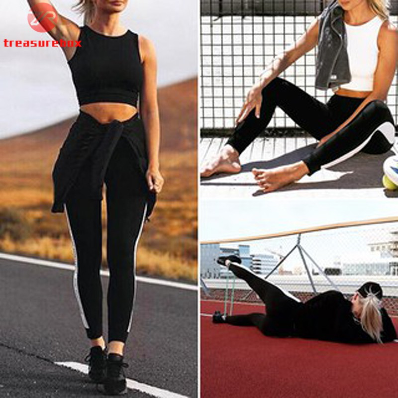d1a1ef50715 Sport Leggings Women Fitness Yoga Pants Push Up Plus Size Tights Workout
