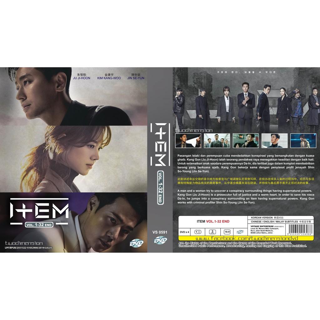 KOREAN DRAMA ~ Item(1-32End)