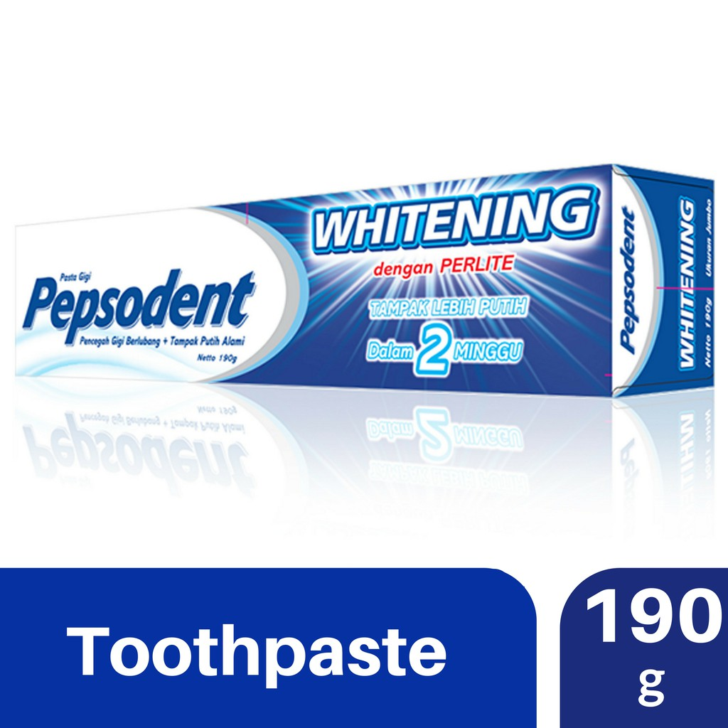 Pepsodent Cavity Fighter Toothpaste 75g Shopee Malaysia