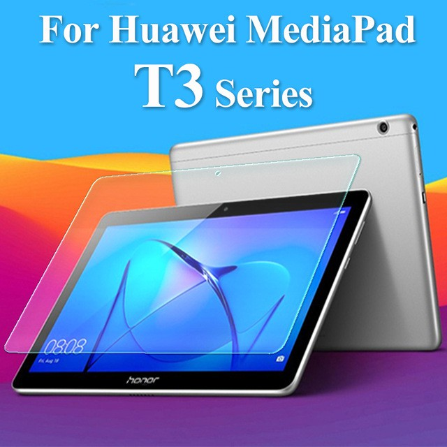 for Huawei MediaPad T3 4G 7 0 inch Tempered Glass Screen Protector Tablet  Film