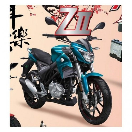 Z 11 200 (Blue) (motorcycle)