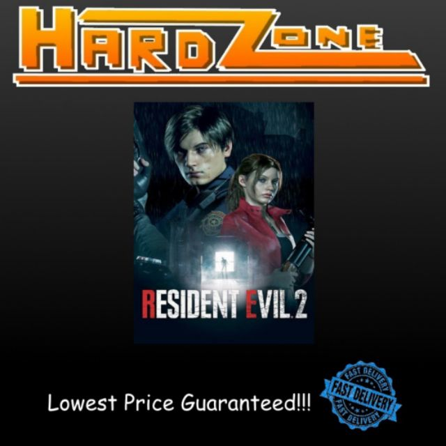 (FREE GIFT 📦) Resident evil 2 Remake OFFLINE VERSION 2019