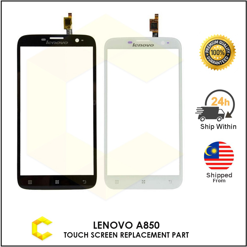 CellCare Lenovo A850 Touch Screen Digitizer Replacement Part