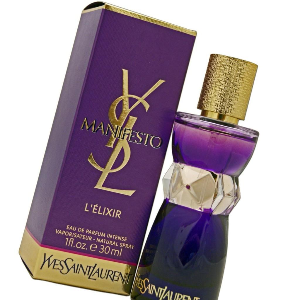 Manifesto Lelixir By Yves Saint Laurent For Women Eau De Parfum