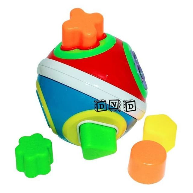 Activities Cube Intelligent Toys for kids above 12 months