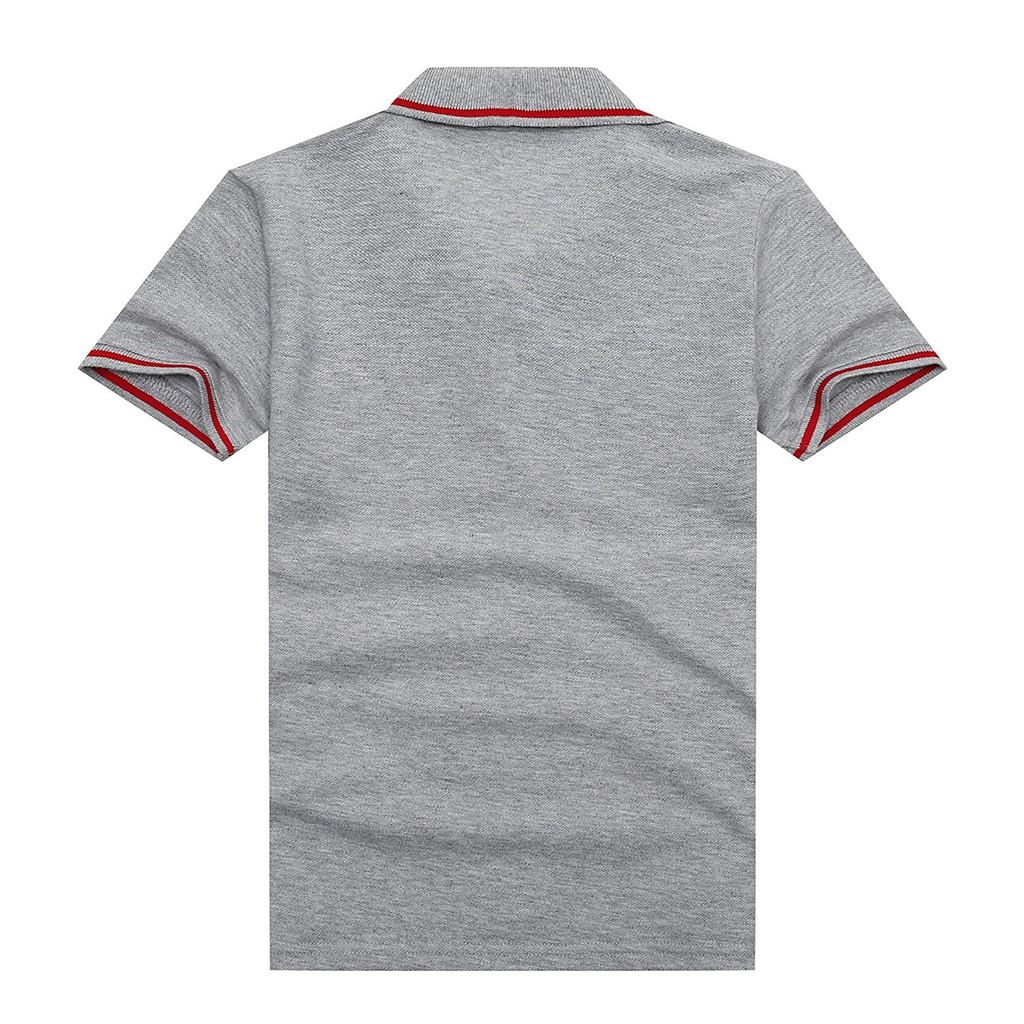 0f44678849 Boys' Short-Sleeve Pique Polo