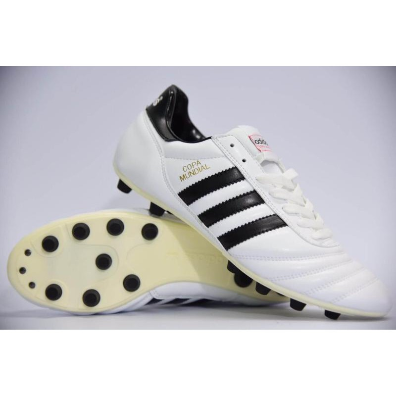 Agotar tarta montaje  Football Shoes Adidas Copa Mundial 38-44 Unisex Men Kids Football Boots  Professional Breathable Outdoor FG Soccer Shoes | Shopee Malaysia