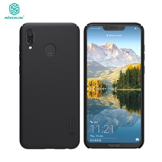 Huawei Honor Play Case Casing Nillkin Frosted Shield PC Hard Back Cover