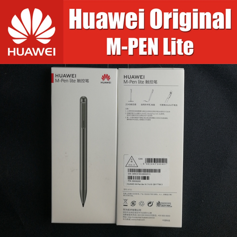 "Original Huawei M-Pen Lite Stylus Touch Pen For Mediapad M6 10.8/"" M5 Lite 10.1/"""