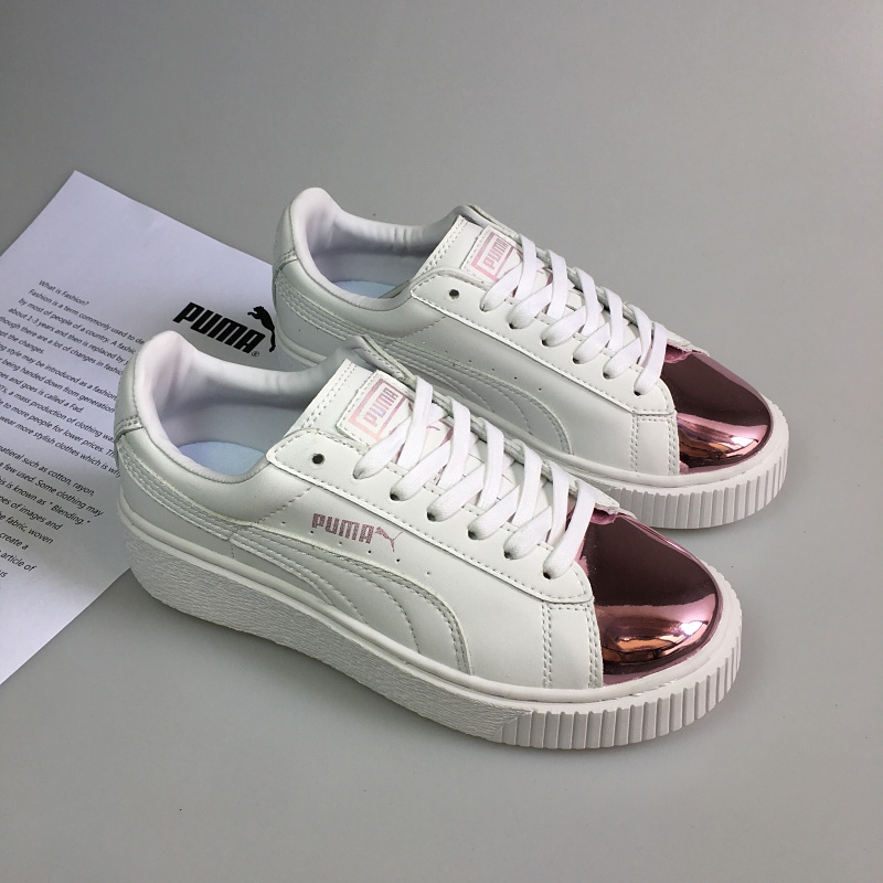 new concept cd423 26422 [Ready Stock]PUMA Basket Suede 2 generation edition Rihanna running shoes
