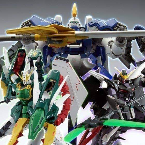 PREORDER P-BANDAI MG 1/100 EXPANSION PARTS SET FOR ENDLESS WALTZ [GLORY OF LOSER]
