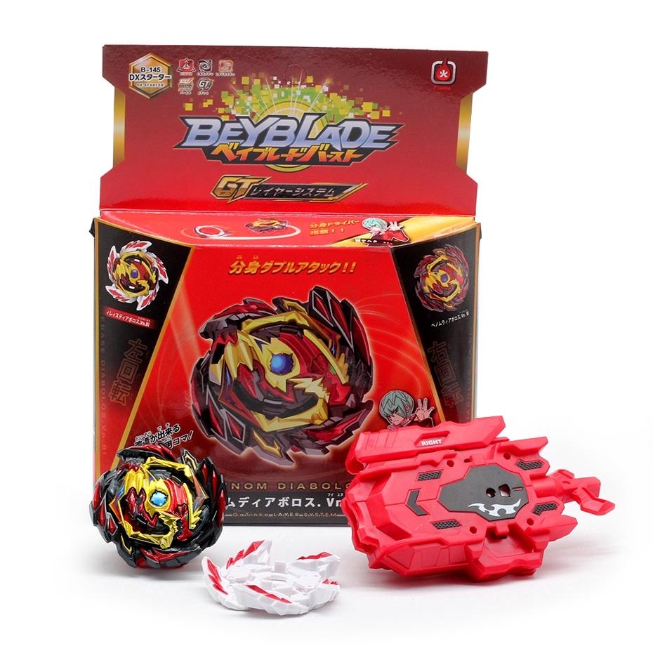 TAKARA Beyblade Launcher Metal Fusion Top Burst Master ...