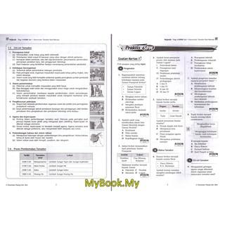 Jawapan Buku Pelangi Biologi Tingkatan 4