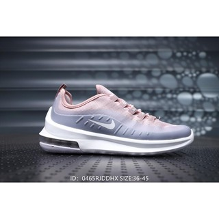 474c14da9d Original Nike Air Max Axis air cushion men and women running shoes-Pink Gray