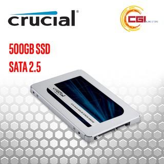 Crucial MX500 500GB 2 5
