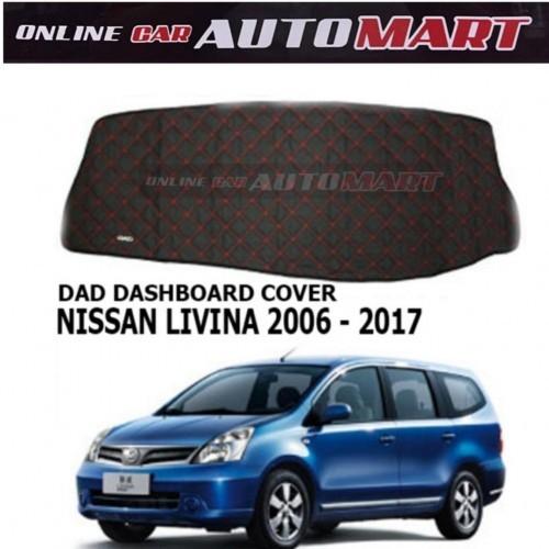 DAD Non Slip Dashboard Cover - Nissan Livina