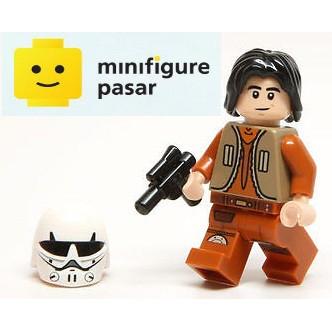 LEGO Ninjago Chew Toy Minifigure Dragon Hunter 70655 Hunted Mini Fig