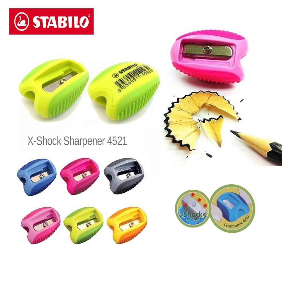 STABILO x shock Sharpener 452172 price per pcs
