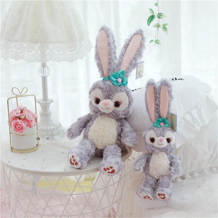 New Duffy Bear Friend Stella Lou Rabbit Plush Doll - Cute Rabbit Toy kids lovely Stella Lou dolls Big plush toys 25KA419   Shopee Malaysia