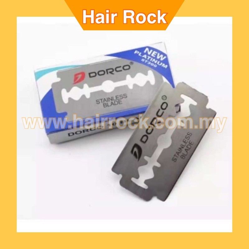 Dorco Stainless Blade 100pcs
