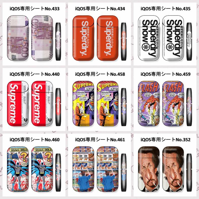 ி buy one get one free ி Japan Marlboro e-cigarette iqos2 4plus-stickers