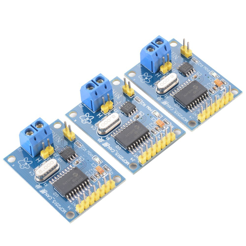 MCP2515 CAN Bus Module TJA1050 Receiver SPI for Arduino 51 MCU ARM  Controller