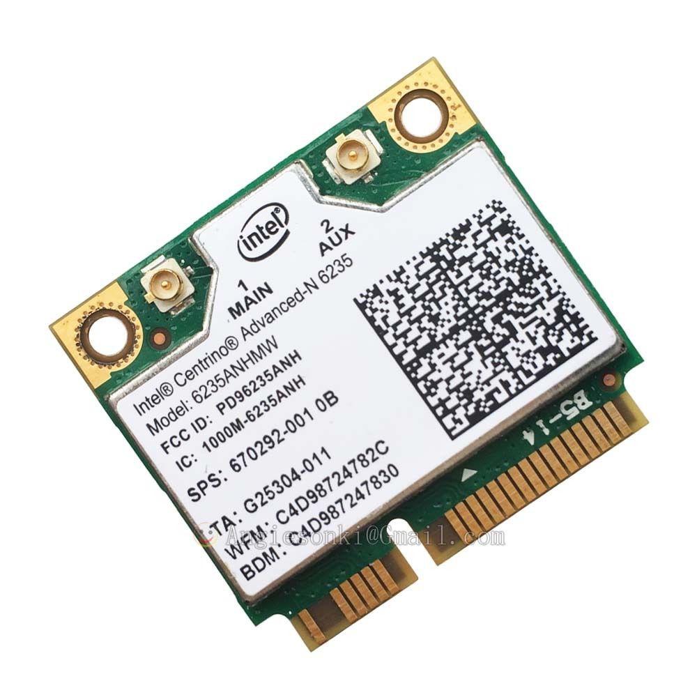 670292-001 Sony VAIO SVS131 Series intel Centrino Advanced-N6235 6235ANHMW OEM