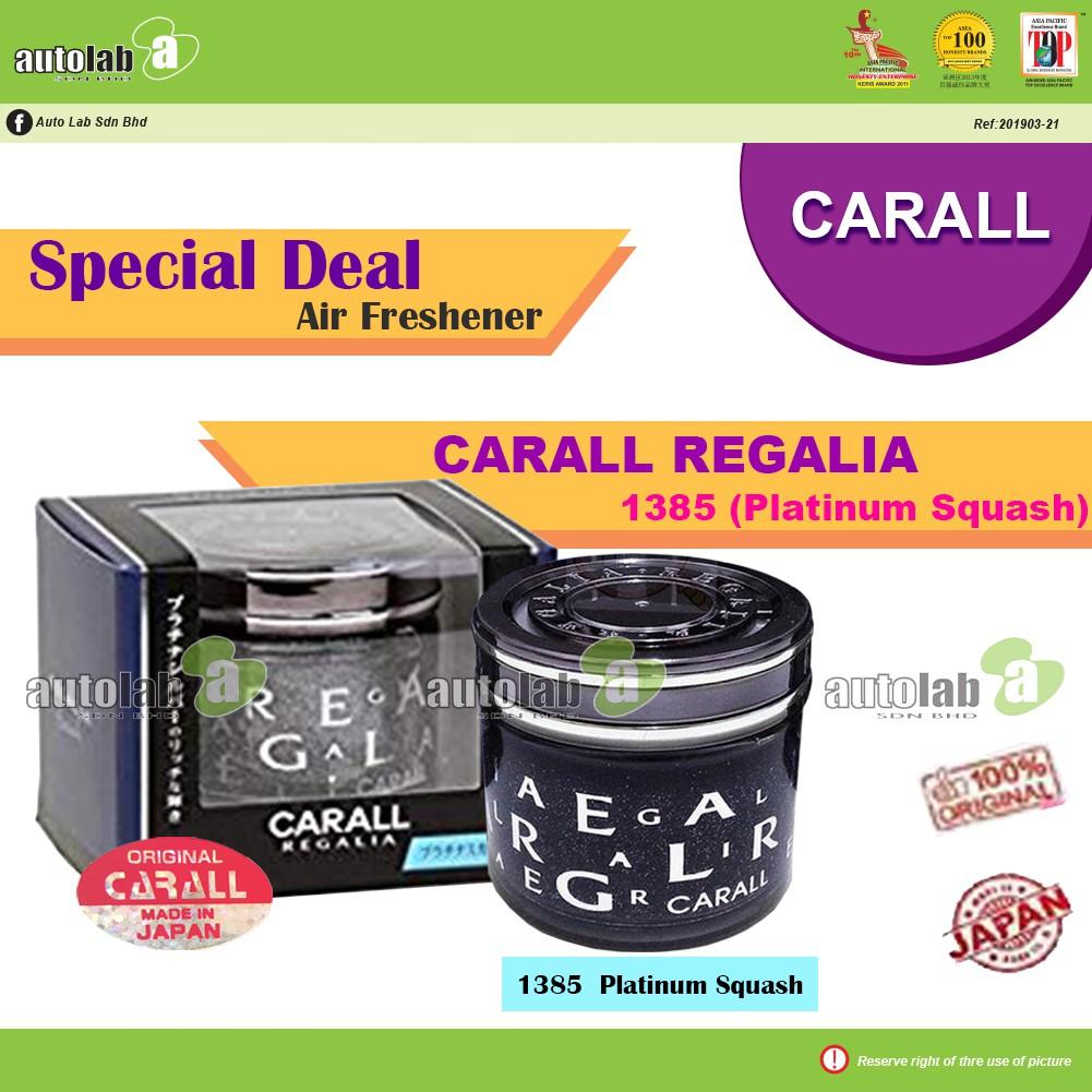 Carall Regalia Enrich Air Perfume (Platinium Musk 1385)