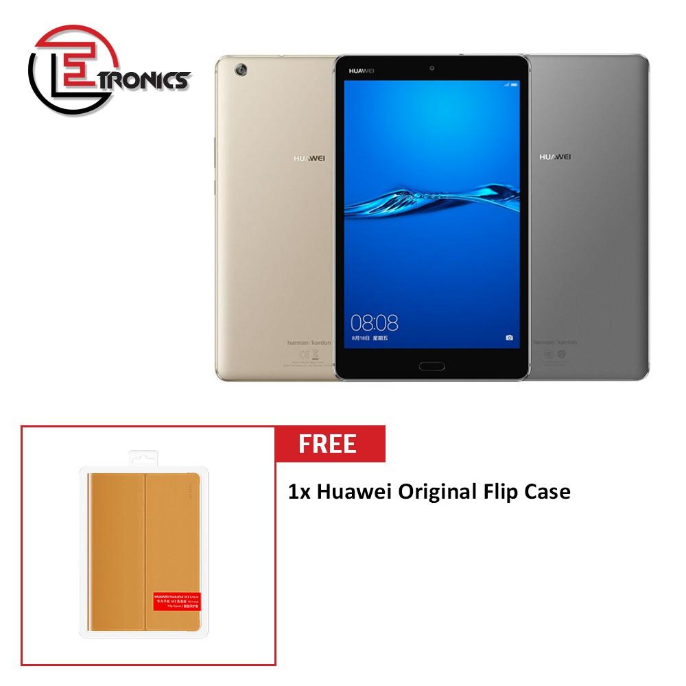 Huawei Mediapad M3 Lite Cpn L09 32gb Foc Casing Official