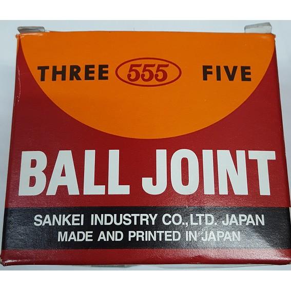 Ball Joint LOW (555) 1 set 2pcs For Hilux KUN25 , KUN26 , GUN125 , Innova (TGN40)