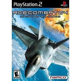 PS2  Ace Combat 04 :Shattered Skies / Unsung War / The Belkan War / Distant Thunder / Squadron L[Burning Disk]