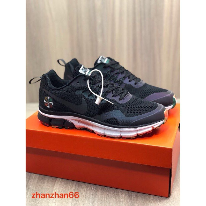Grande Aliviar envidia  Colorful Windmill Nike Air Zoom Cushlon Moon Windmill Running Shoes  Cushioning Casual Sports Shoes Men's Shoes Knitted Breathable Running Shoes  | Shopee Malaysia