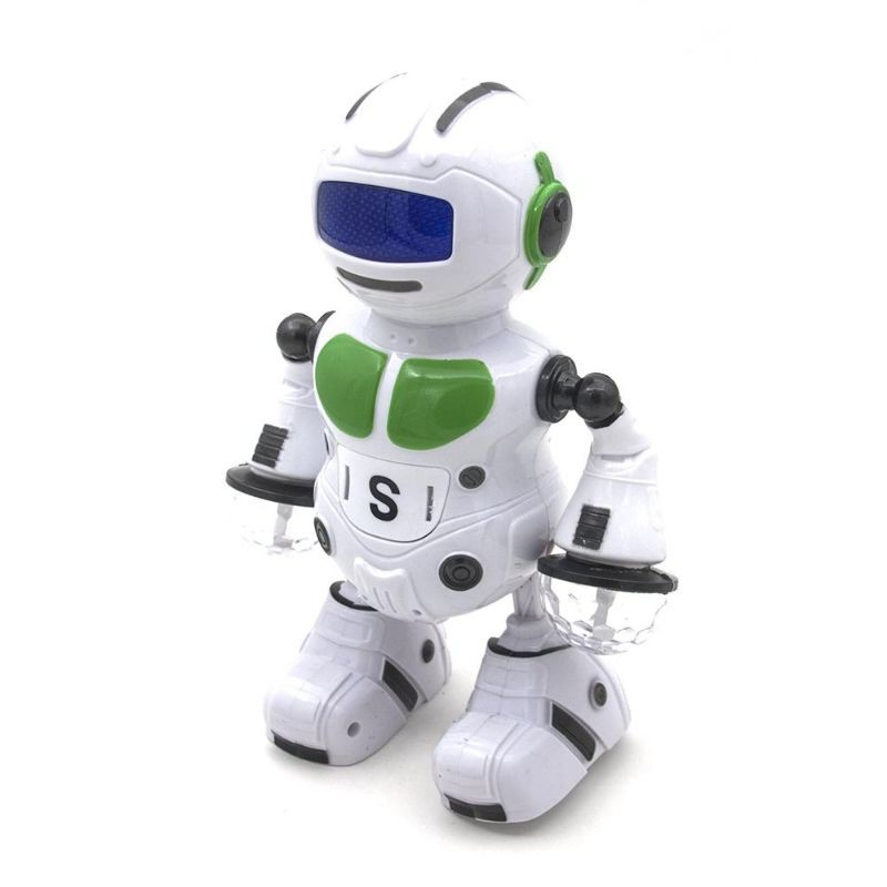 Dancing toys Dancing robot music Ultraman Robot with LED Light & Music Action Figure Toy for Kids