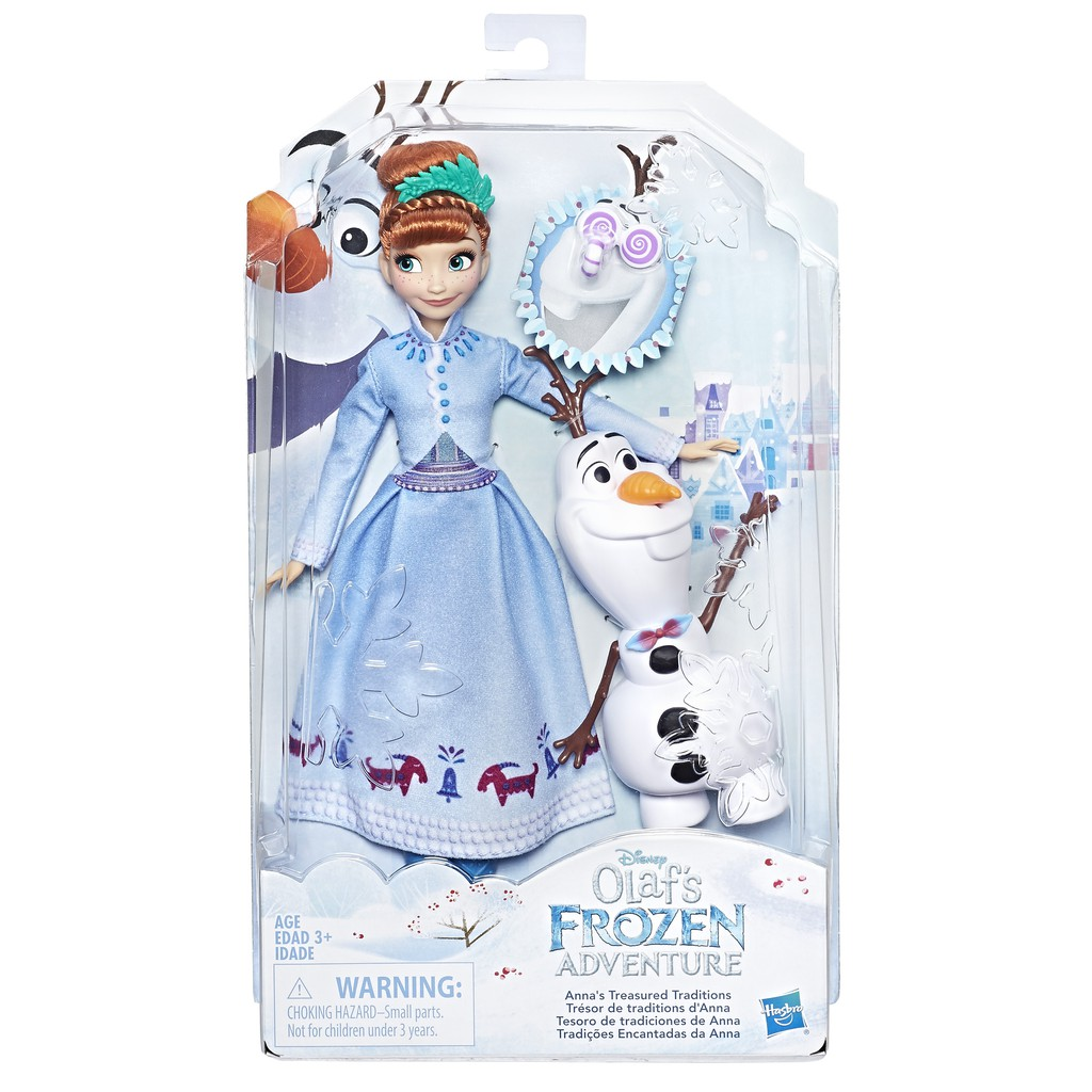 Disney Frozen Elsa/'s Treasured Traditions Doll Princess Olaf