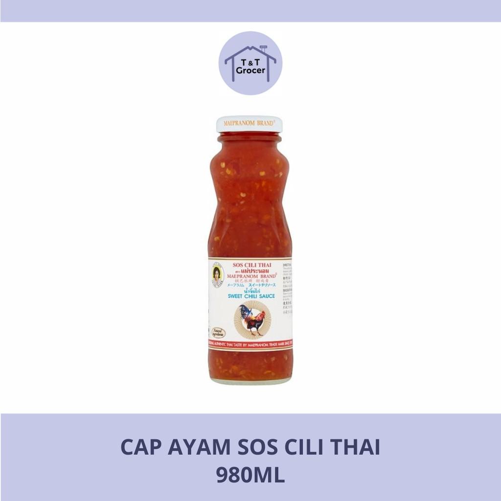 Cap Ayam Sos Cili Thai 980ml