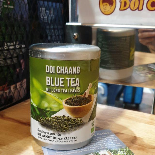 Doi Chaang Blue Tea ชาอู่หลงก้า