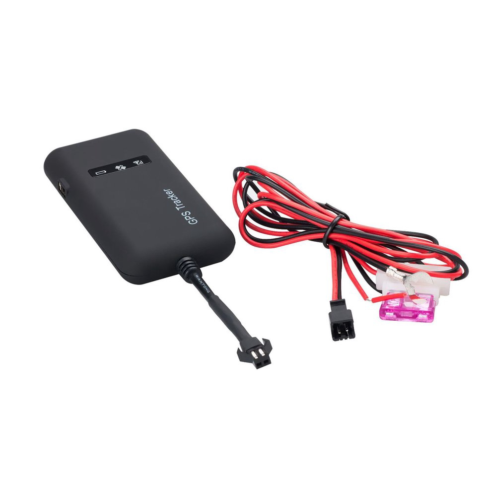 Mini Portable Car GPS Tracker 4 Band GT02A Real Time Tracking Device