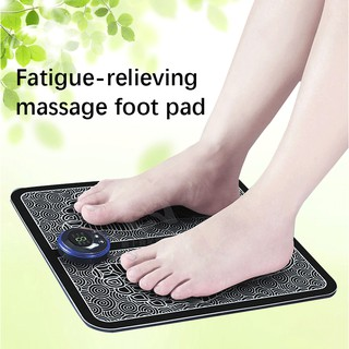 Blood Circulation Acupressure Foot Massage Mat Acupuncture Acupoint Leg Health