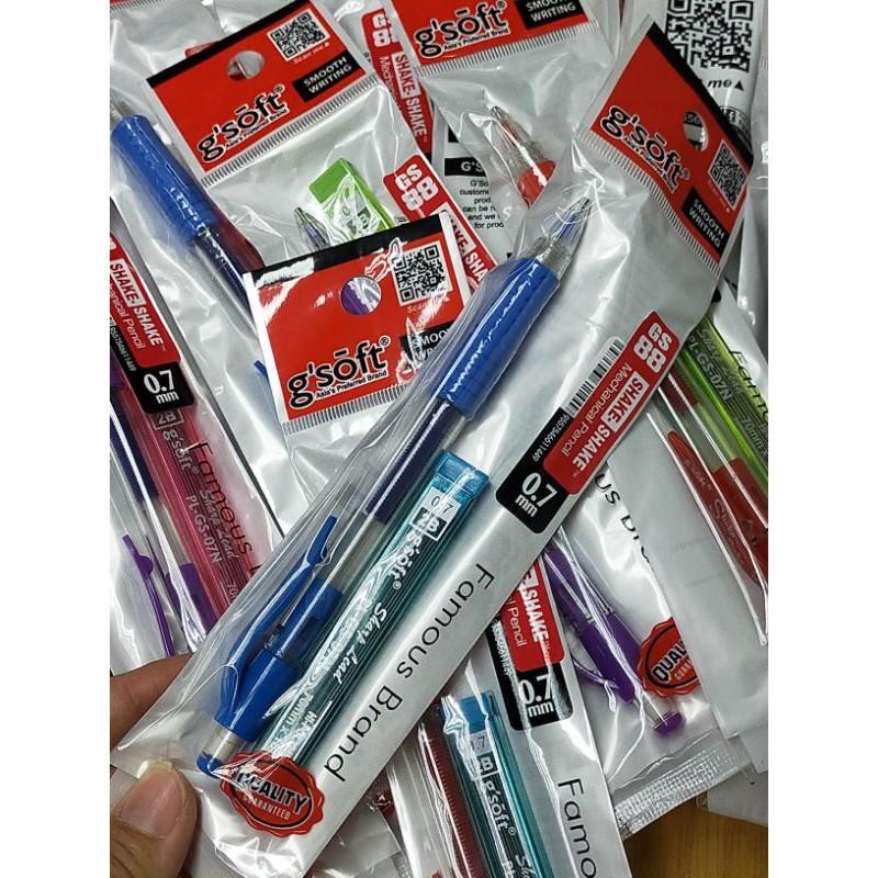 G'soft GS-88 Mechanical Pencil 0.5mm & 0.7mm wt Pencil Lead