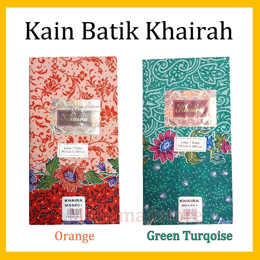 Kain Batik Brand Khairah