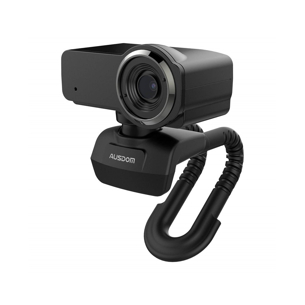 AUSDOM AW635 1080P Streaming WebCamera Webcam Manual Focus support OBS ZOOM FBLive Youtube Live