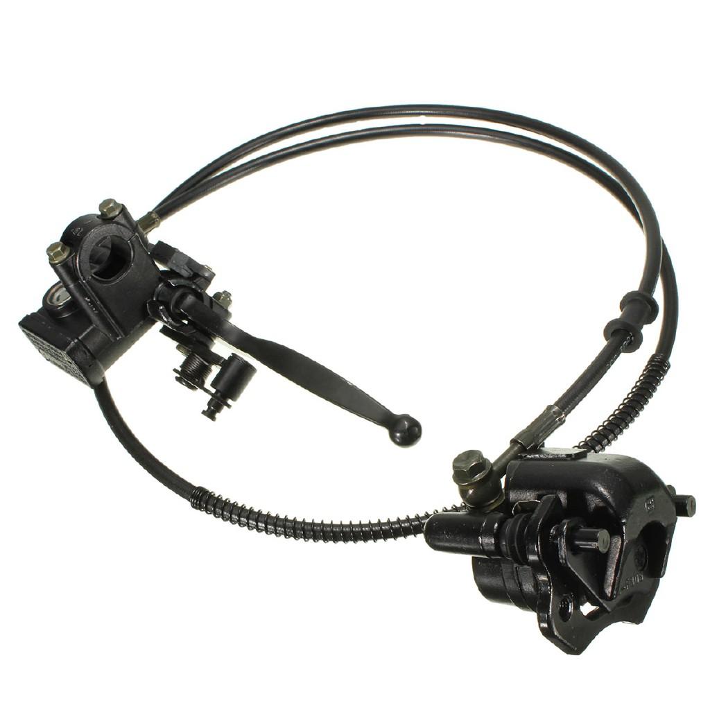Rear Foot Brake Master Cylinder For 50cc 90cc 110cc 125cc 150 200 250cc ATV Quad