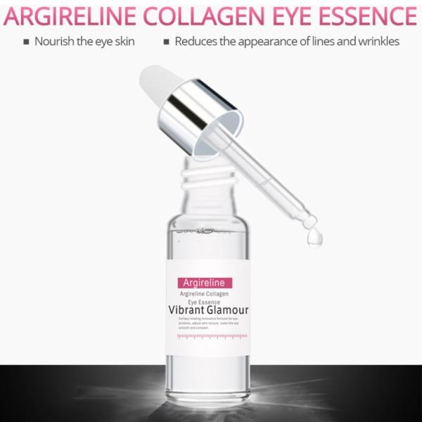 VIBRANT GLAMOUR Argireline Collagen Peptides Face Serum Anti-Aging
