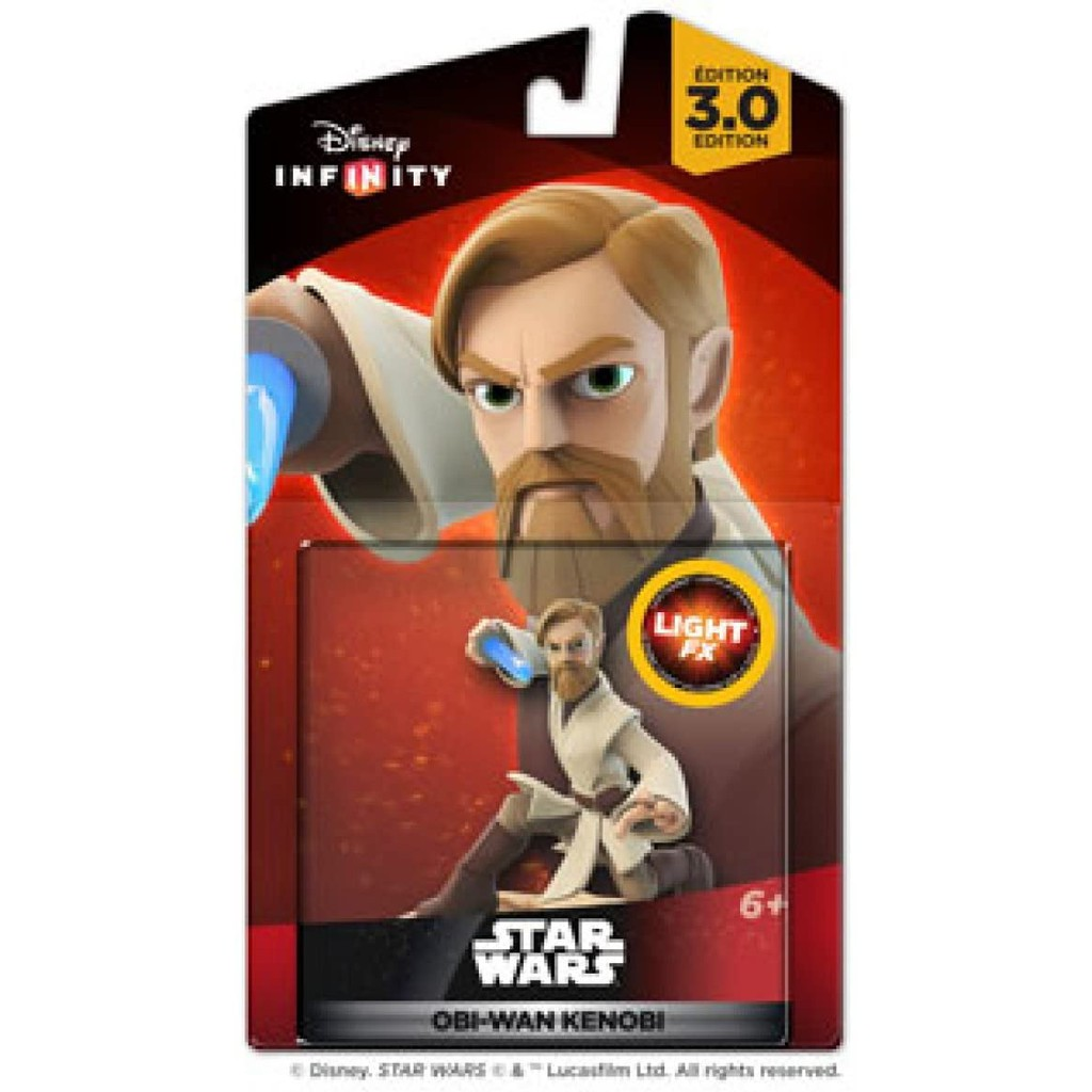 Disney Infinity 3.0 Edition: Star Wars Obi-Wan Kenobi Light FX Figure