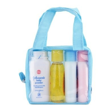 Johnson S Baby Toiletries Travel Kit 50Ml