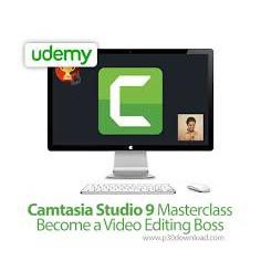 {Video} Udemy -- Camtasia Studio 9 Masterclass - Become a Video Editing Boss [MP4] ✔️