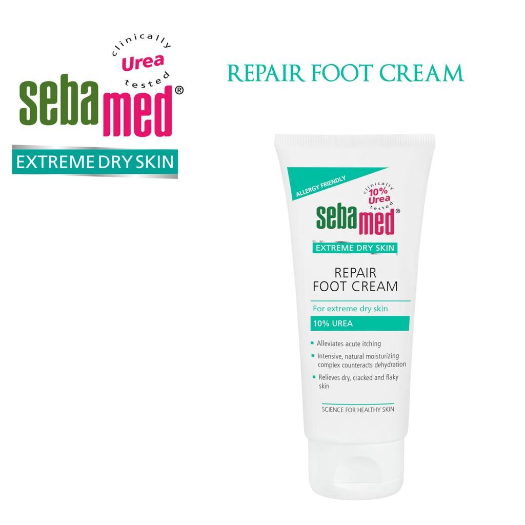 Sebamed Extreme Dry Skin Repair Foot Cream 10% Urea (100ml)