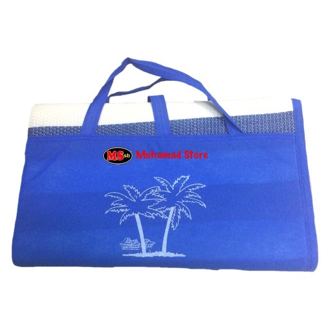 Bag Tikar Picnic berpoket